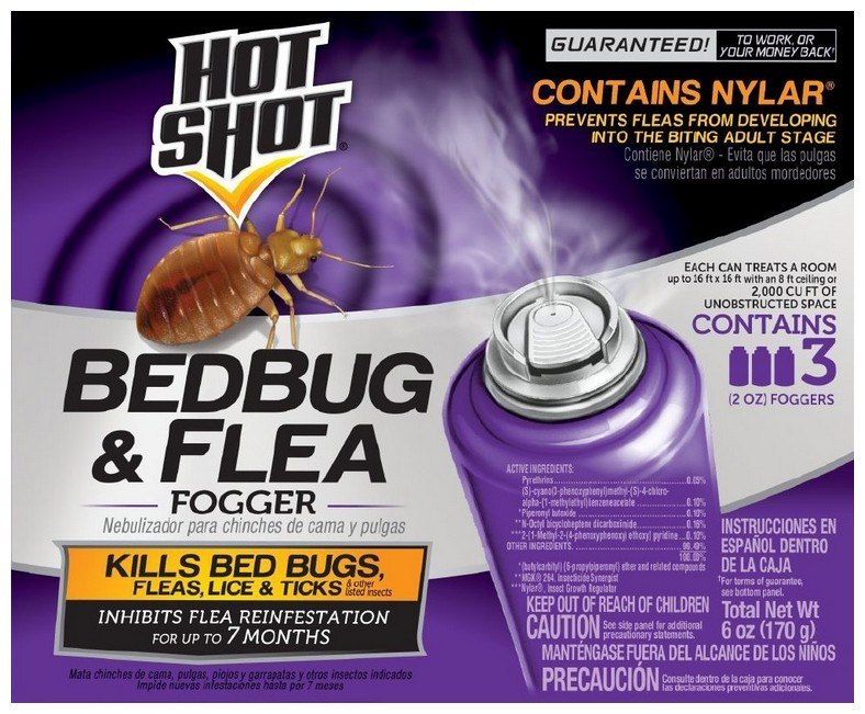 What Is The Best Over The Counter Bed Bug Spray