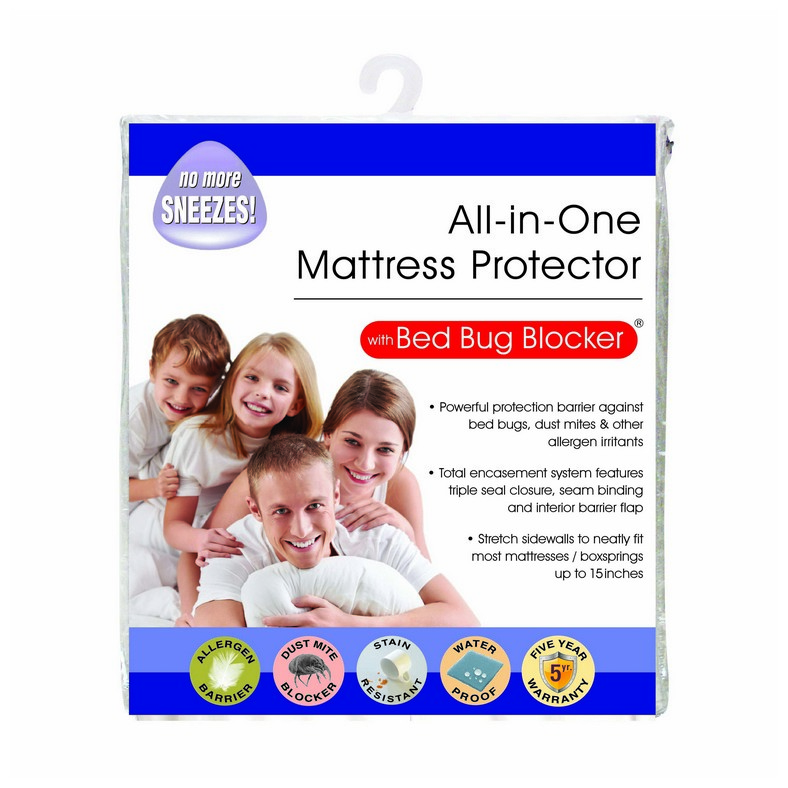 Best Bed Bug Mattress Protector