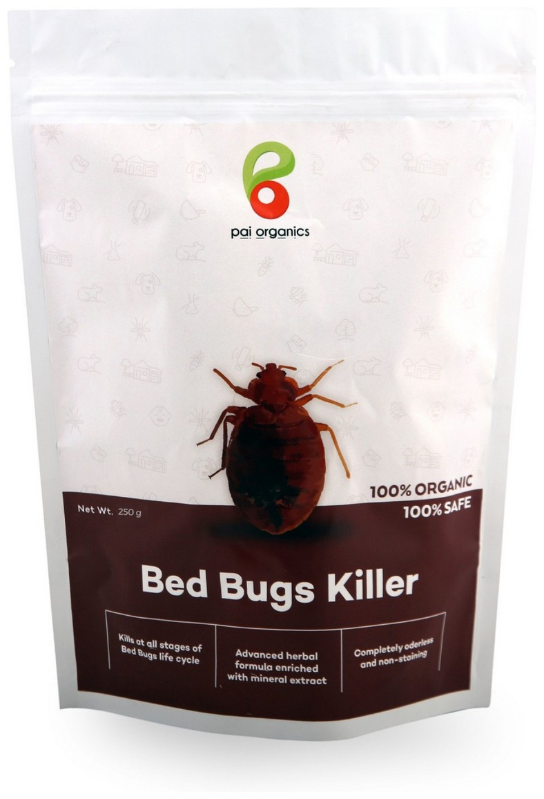 How Does Talcum Powder Kill Bed Bugs