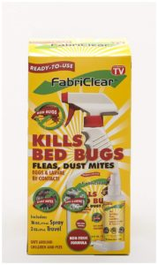 A Spray That Kills Bed Bugs