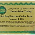 Bed Bug Testing Lab