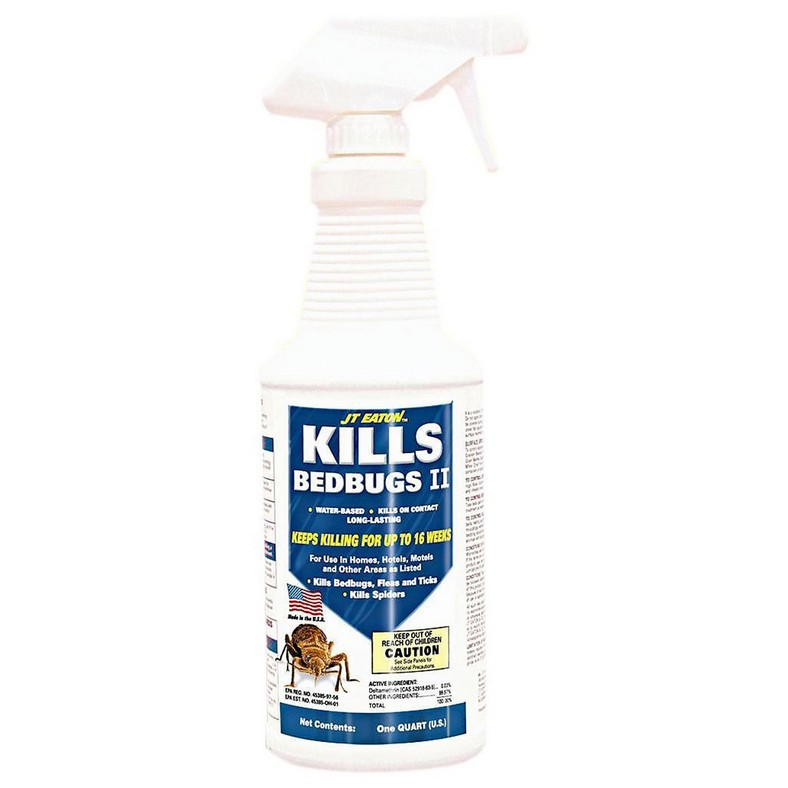 What Cleaning Spray Kills Bed Bugs