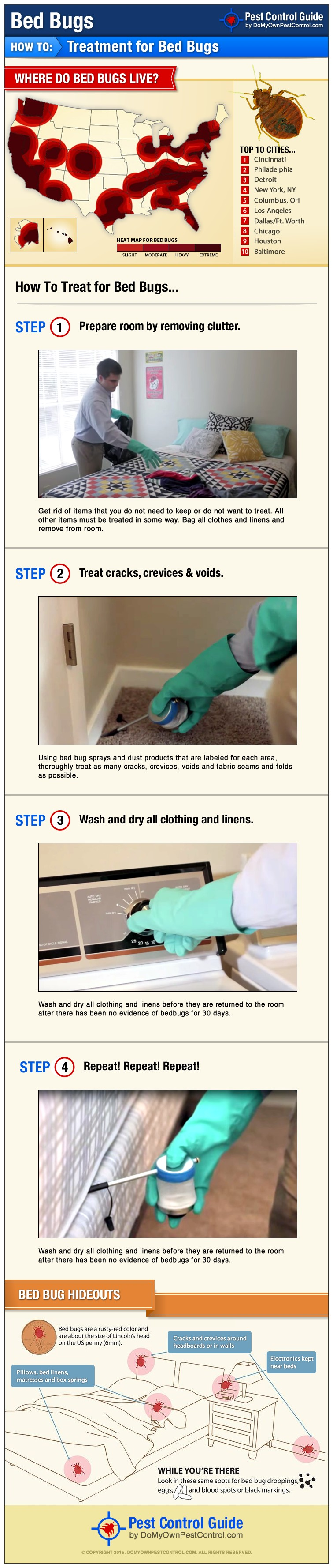 What Can Use To Get Rid Of Bed Bugs
