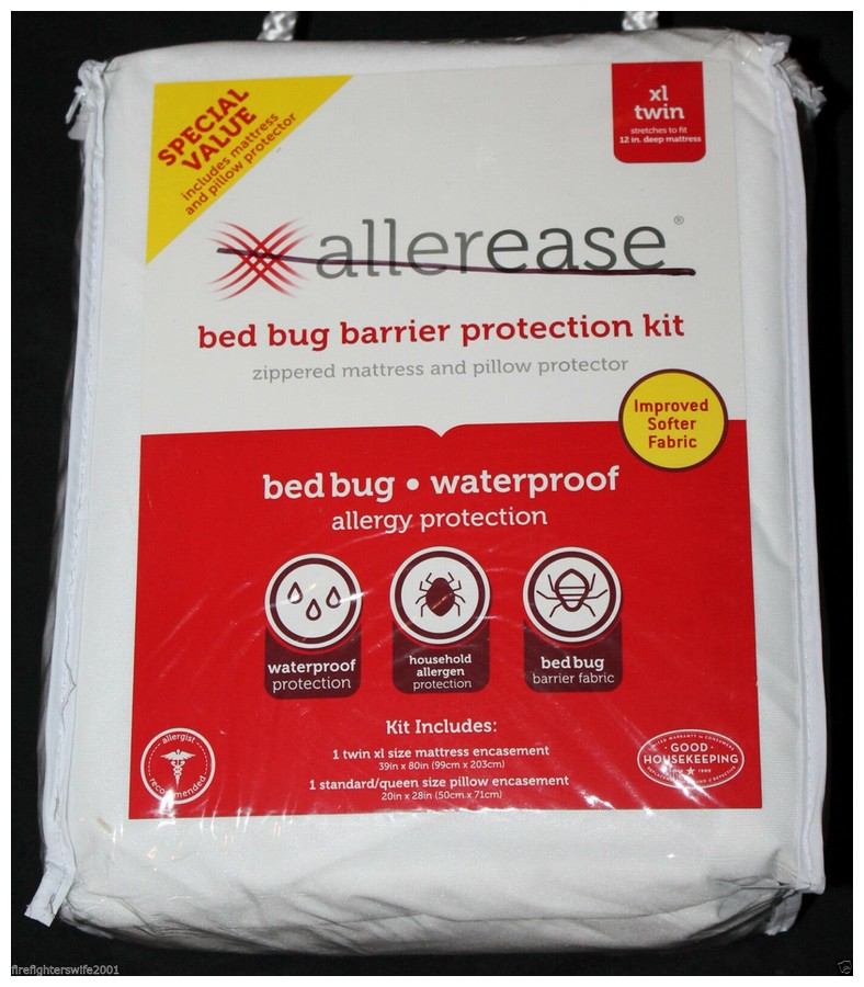 Allerease Bed Bug Mattress Cover Reviews