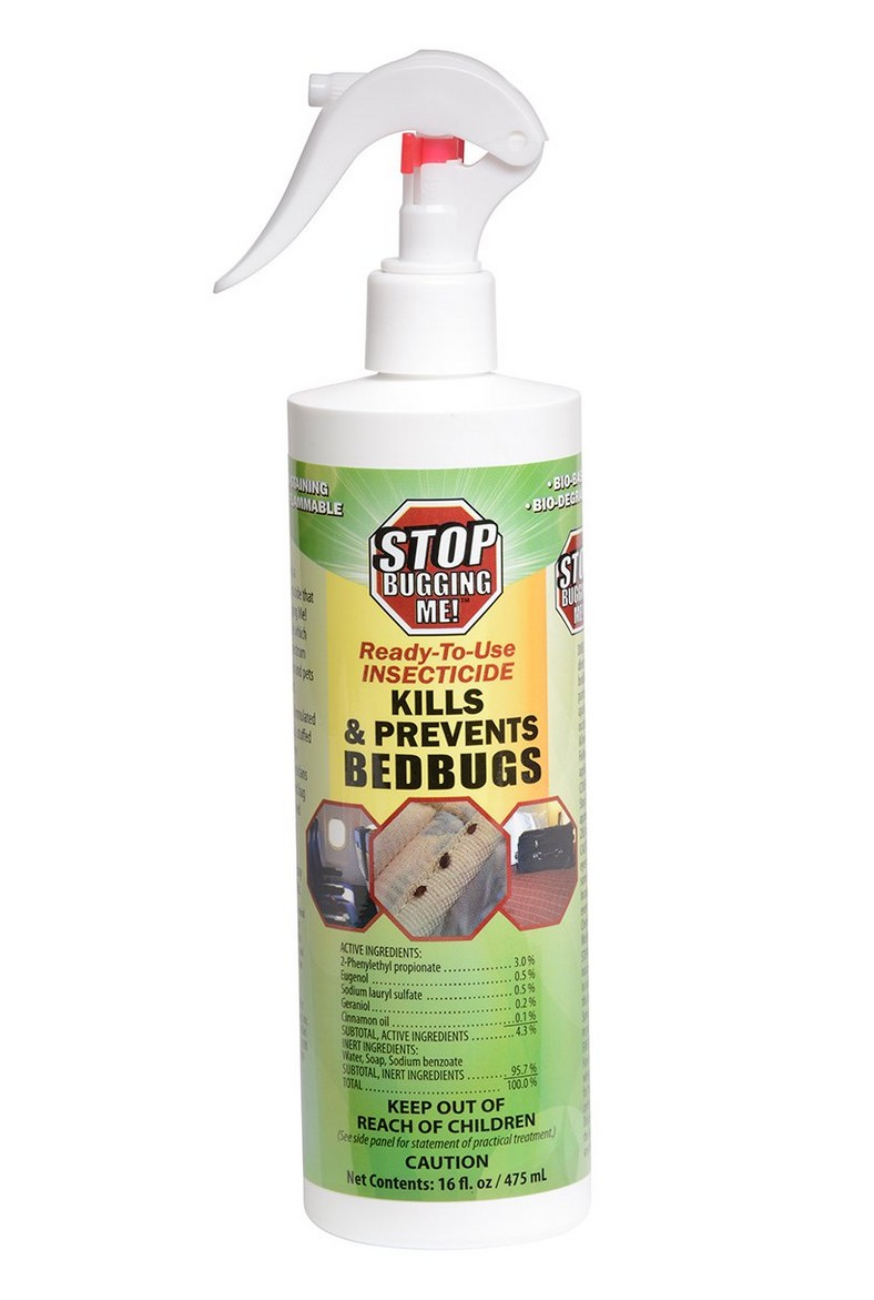 Does Bed Bug Spray Work